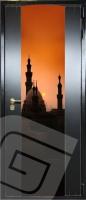 «Прага». Аэрография «Мечеть»