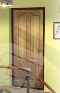 """<p class=""""defTitle""""> Описание </p> <p> Панели из массива дуба, толщиной 20 мм.<br /> <br /> Декоративные панели с атмосферостойким покрытием используются для установки в стальную дверь со стороны улицы. Панель обрабатывается с 2-х сторон защитным составом, для защиты от УФ-лучей, осадков и перепадов температур.<br /> <br /> К данной декоративной панели возможно заказать <a href=""""../dobory-nalichniki.html"""">наличники и доборный брус</a>.</p>"""