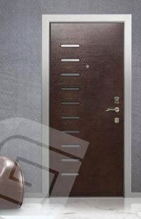 """<p class=""""defTitle""""> Описание </p> <p> Панель изготавливается на основе MDF t = 12 мм.<br /> <br /> Панель «Нео» мы создали для тех, кто ценит функциональность и лаконичность во всем, что его окружает! Сочетание теплой натуральной древесины в цвете «Венге» и холодного металла очень популярно в современном дизайне, панель «Нео» идеально впишется в интерьер, оформленный в стиле минимализма или в стиле Loft.<br /> <br /> Эта панель изготовлена с применением современных технологий в производстве шпона, рисунок шпона расположен на панели горизонтально, чего не было на наших отделках представлено ранее. В панели используется шпон «Файн-лайн» - это высококачественная имитация ценных пород древесины. Преимуществом данного шпона является: равномерность рисунка и цвета, четко выраженная структура, отсутствие дефектов, присущих натуральному дереву. Панель выполнена в цвете «Венге» - натуральный цвет самой природы, простой, комфортный, не перегружающий лишними смысловыми нагрузками.</p>"""