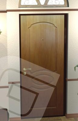 """<p class=""""defTitle""""> Описание </p> <p> Панели фрезерованные шпонированные на основе MDF 16 мм.<br /> <br /> Паз фрезеровки широкий. Основание паза фрезеровки облагорожено шпоном.<br /> <br /> К данной декоративной панели возможно заказать <a href=""""../dobory-nalichniki.html"""">наличники и доборный брус</a>.</p>"""
